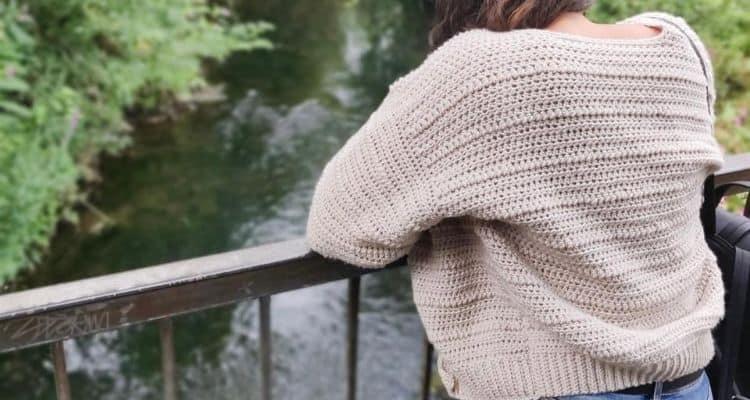 The Peony Cardigan Crochet Pattern