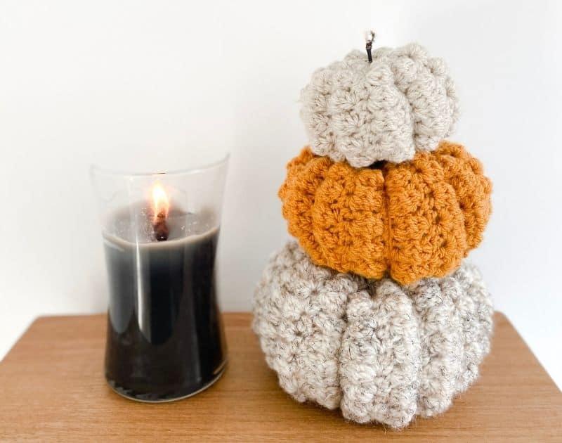 Crochet Pumpkin Pattern Free