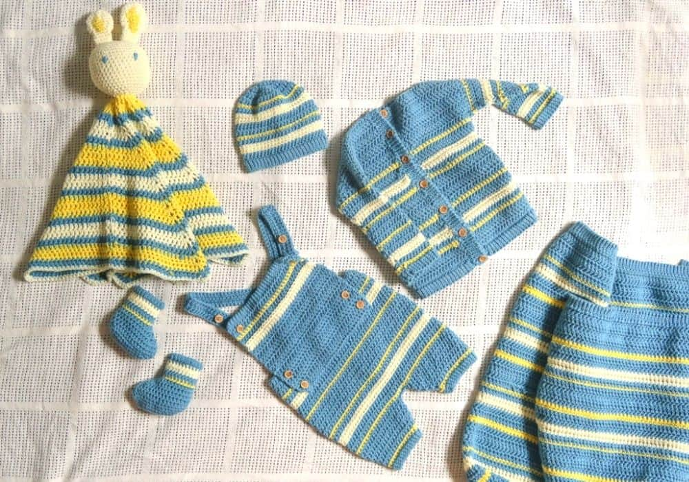Free Baby Outfit Pattern