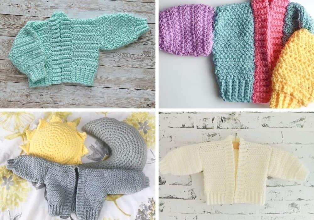 Baby Bomber Crochet Pattern